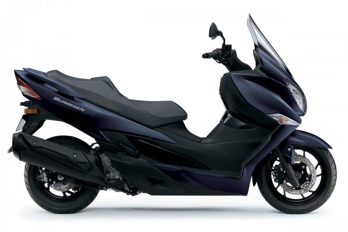 Suzuki Burgman 400 Euro 5