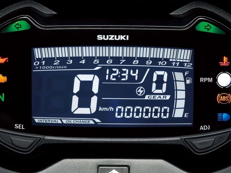 Suzuki GSX-250R 2018