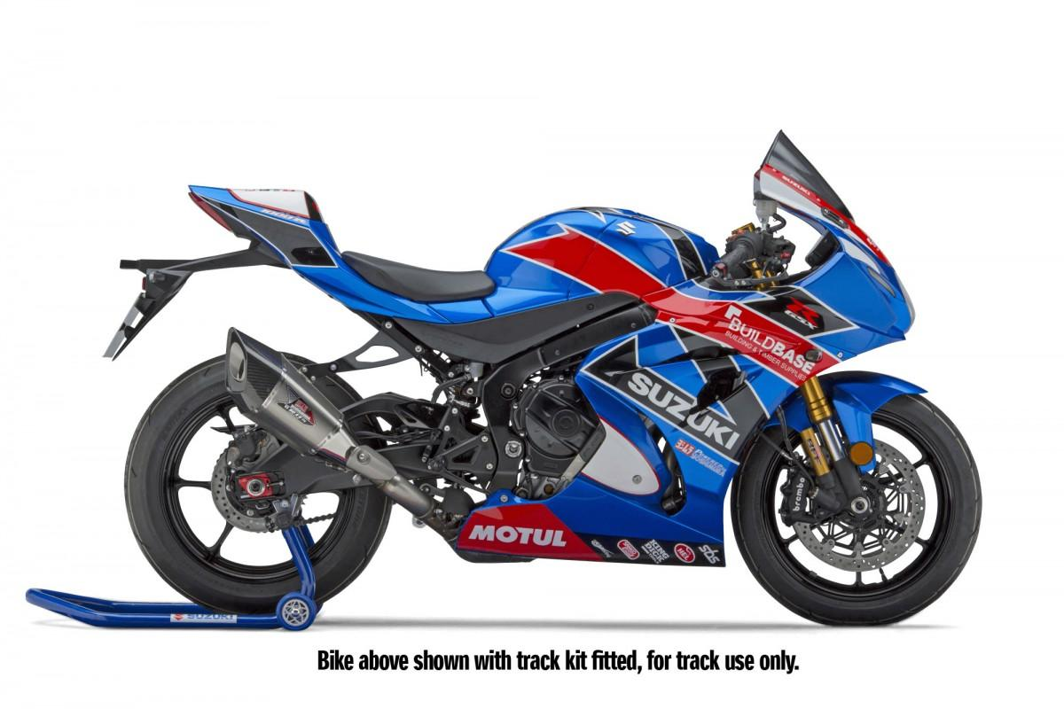 Suzuki GSX-R1000R Build Base