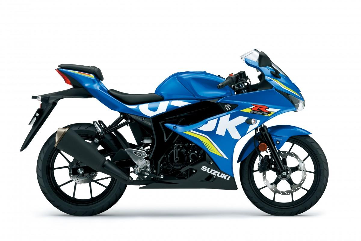 Best Offer Suzuki GSX-R125 GP