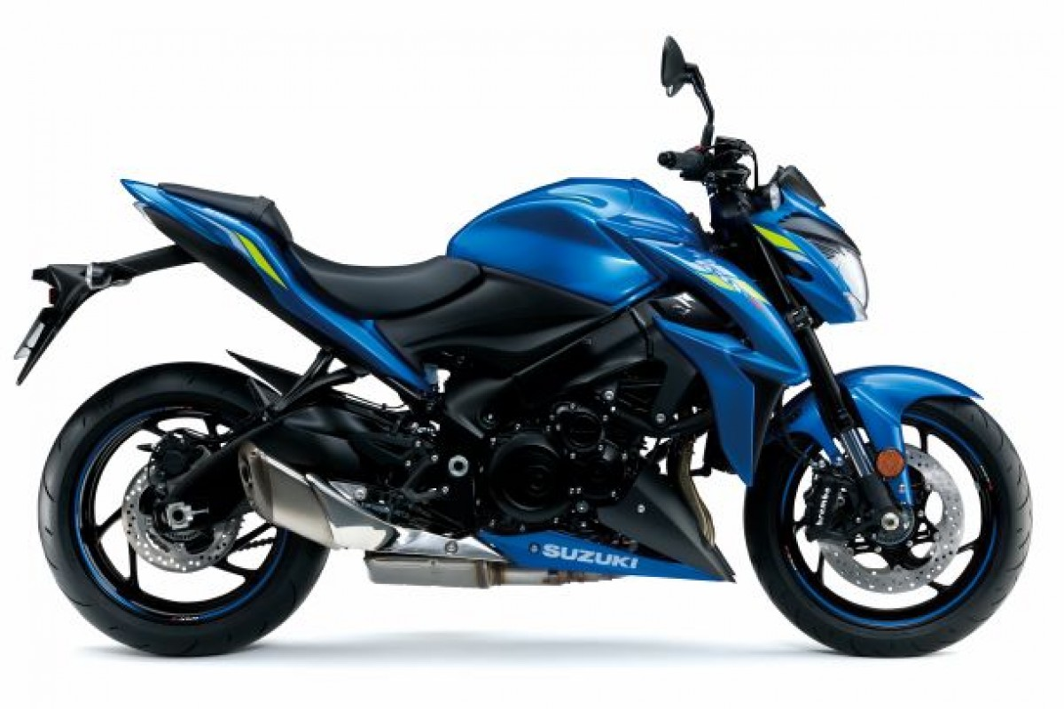 Blue GSX-S1000 ZAM0 2020