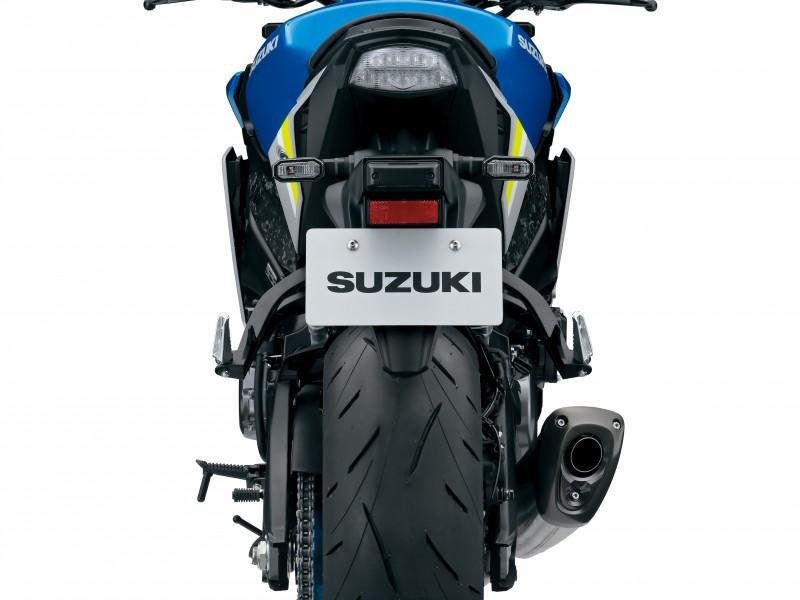 Suzuki New 2021 GSX-S1000 2021