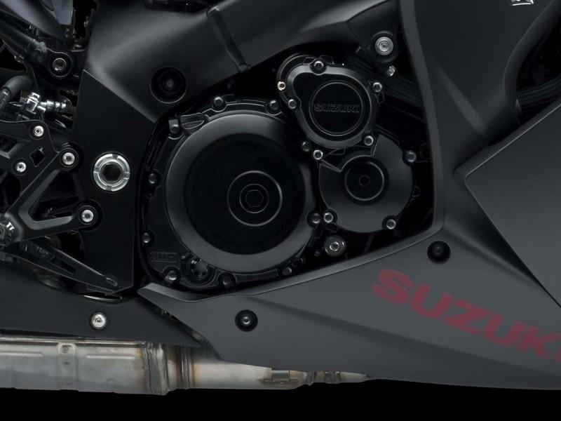 Suzuki GSX-S1000FZ 2019