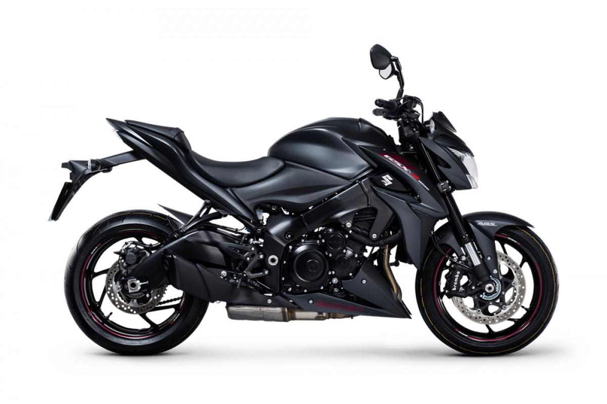 Black GSX-S1000Z