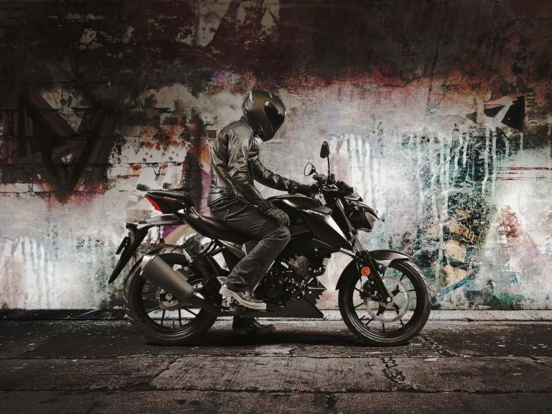 Suzuki GSX-S125 2021