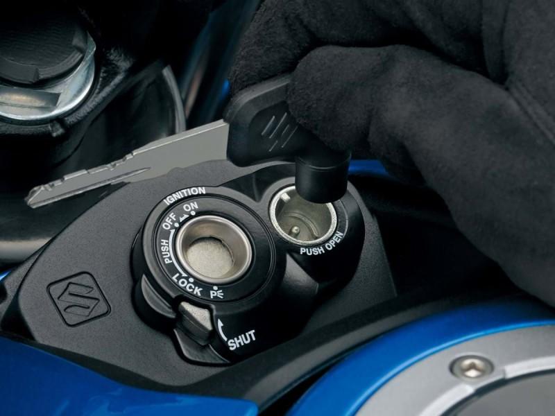 Suzuki GSX-S125 GP 2021