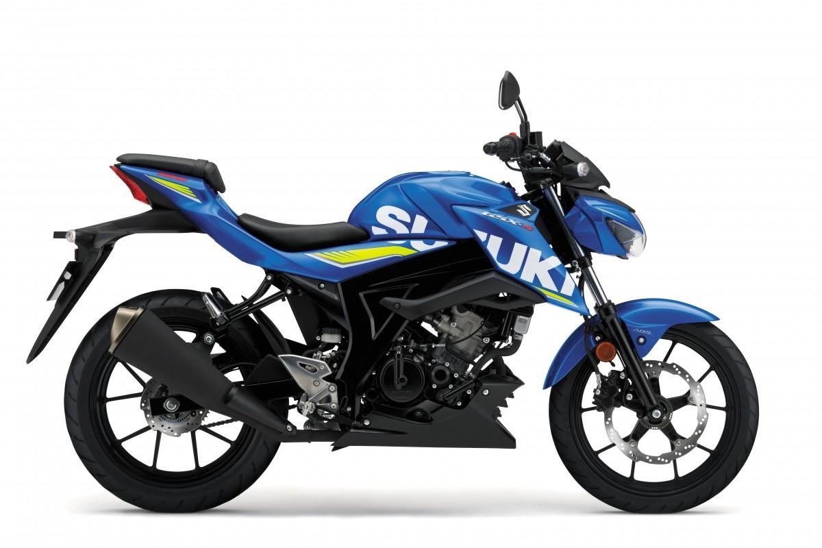 Suzuki GSX-S125 GP