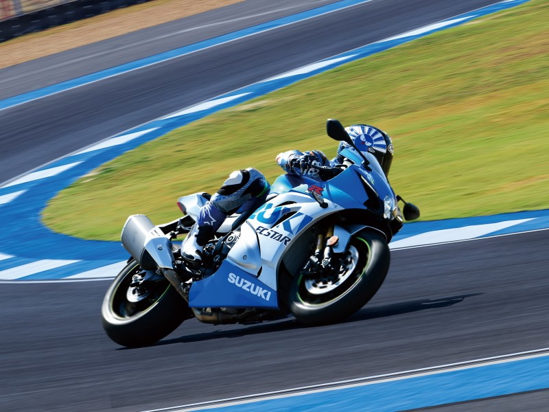 Suzuki GSX-R1000R 100th Anniversary Edition 2020