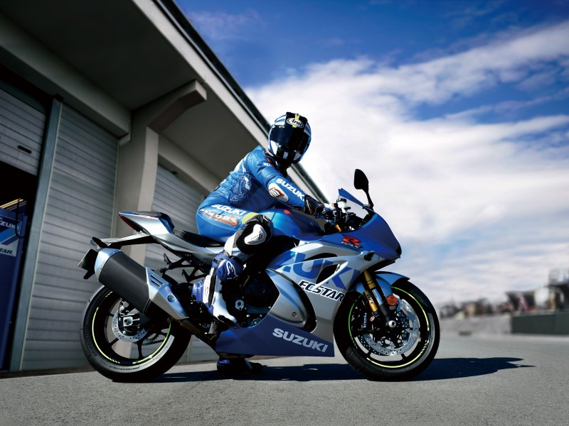 Suzuki GSX-R1000R 100th Anniversary Edition 2020