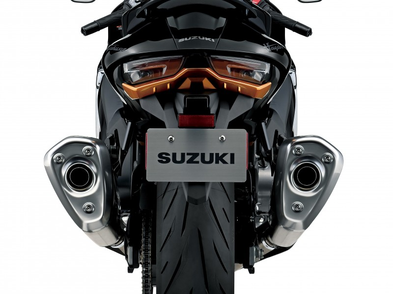 Suzuki Hayabusa GSX-1300R 2021
