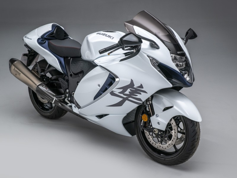 Suzuki Hayabusa Performance GSX-1300R 2021