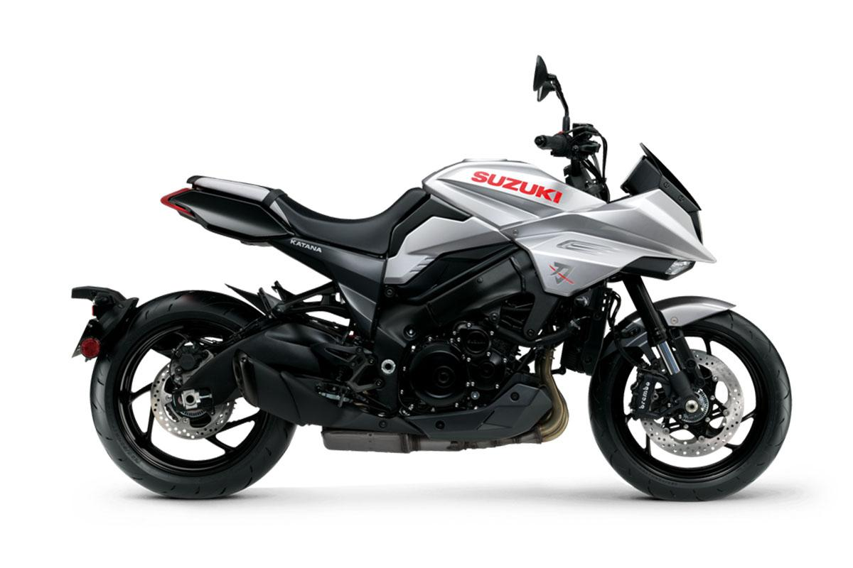 Best Offer Suzuki Katana Pre Reg & Ex Demo's