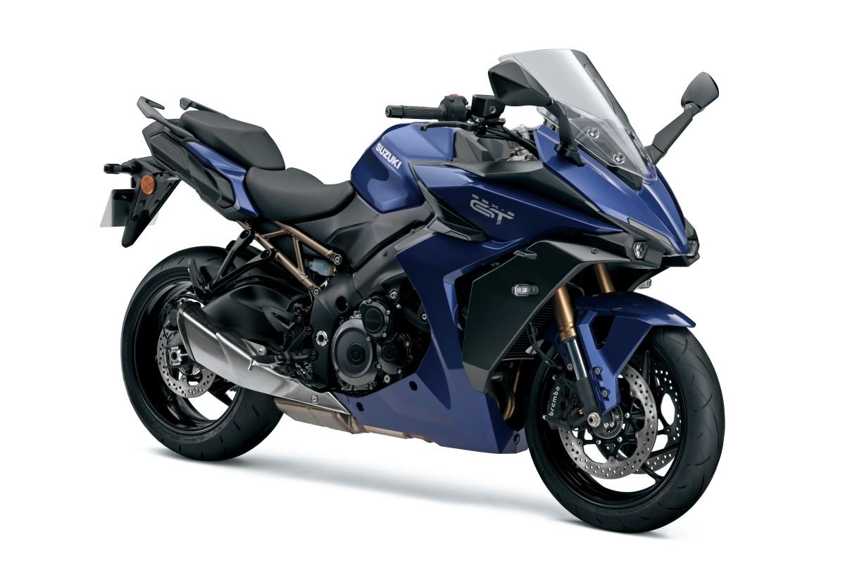 Metallic Triton Blue (YSF) NEW GSX-S1000GT