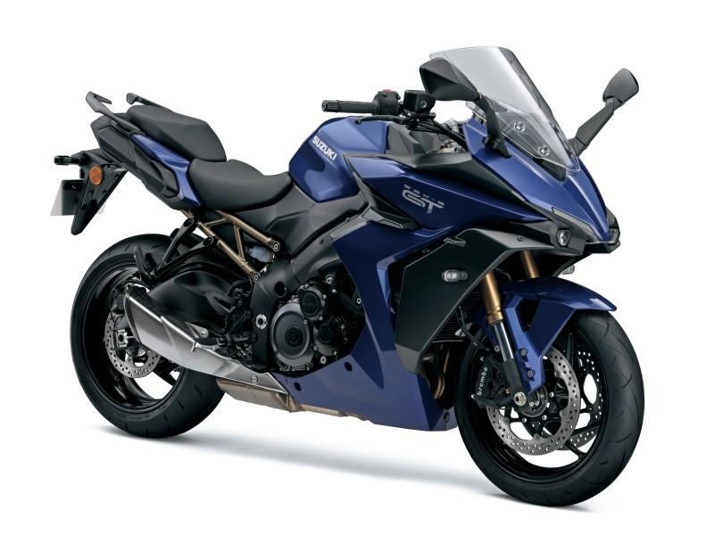 Suzuki NEW GSX-S1000GT 2022
