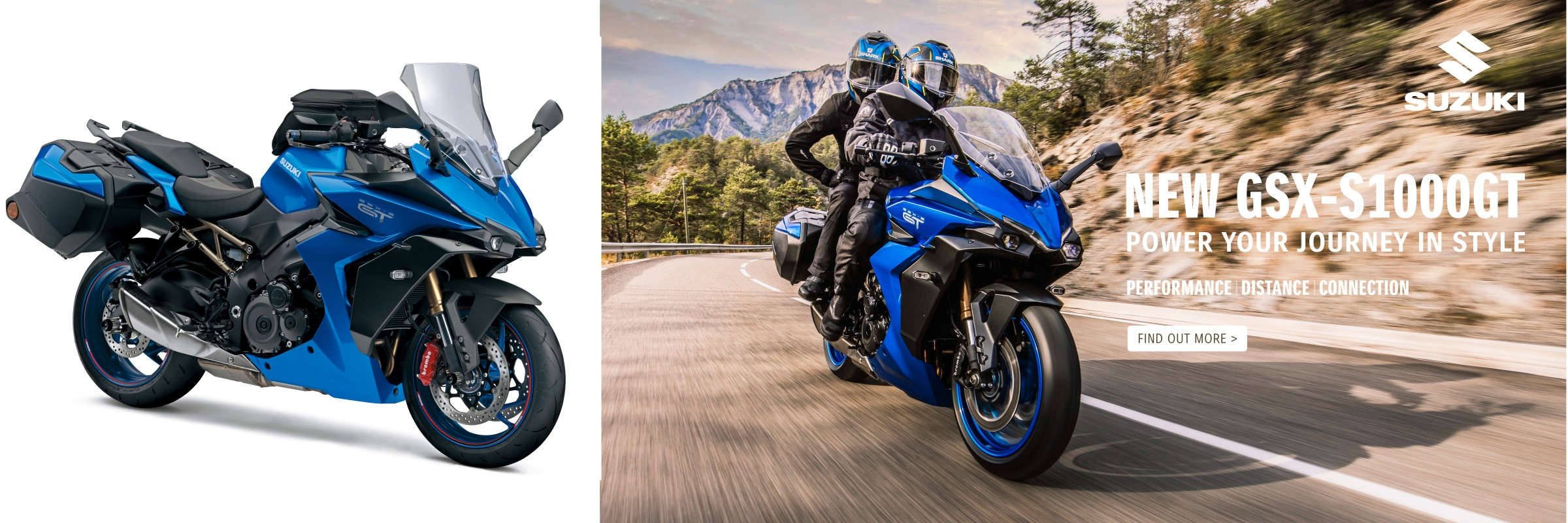 Never been easier to own a new Suzuki