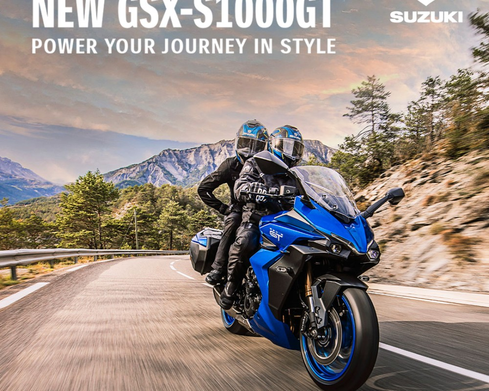5.9% Now on all GSX-R1000's Plus save £2300 off RRP