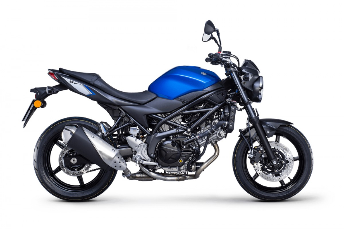 Blue SV650 AM1 2021