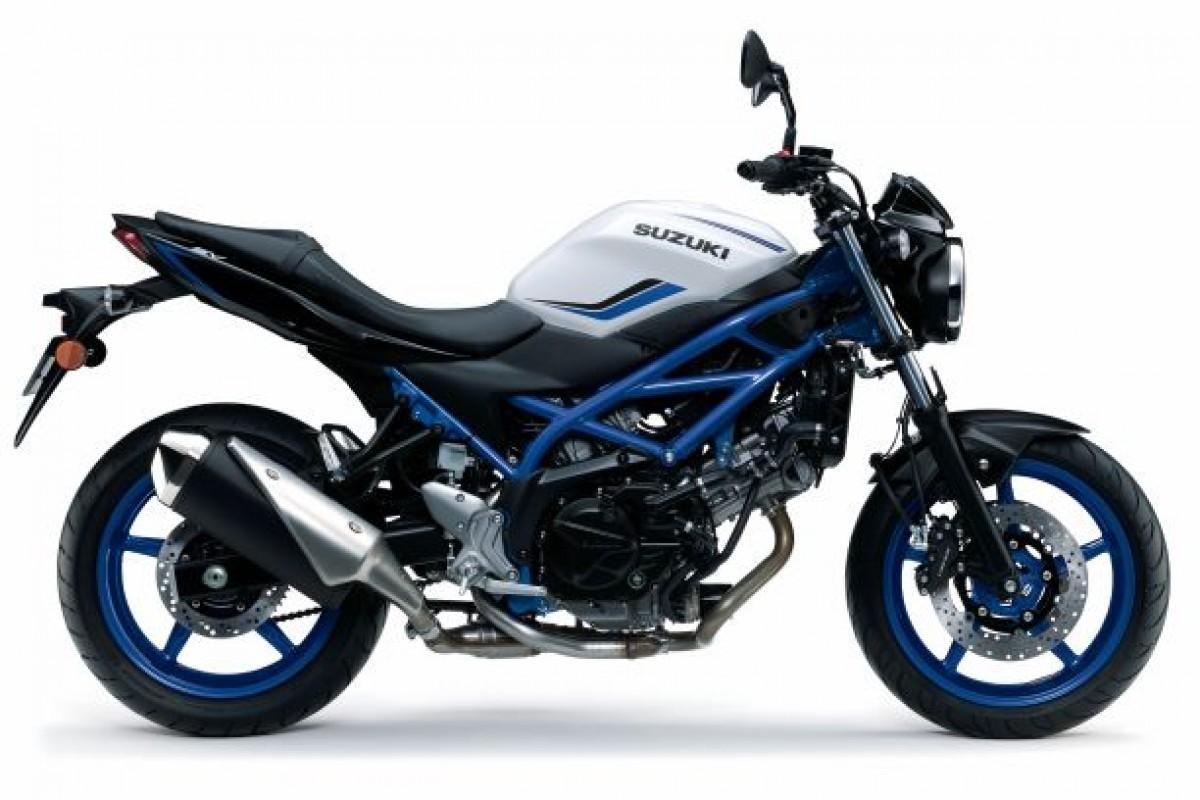Suzuki SV650 AM1 2021