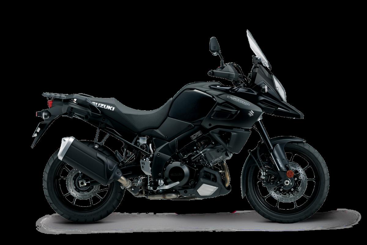 Black V-Strom 1000