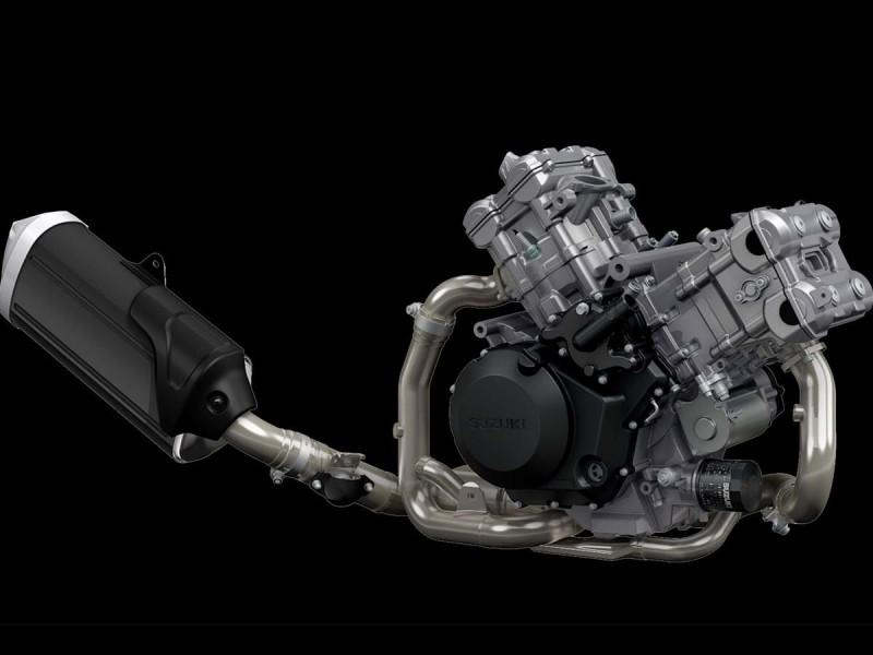 Suzuki V-Strom 1000 2019