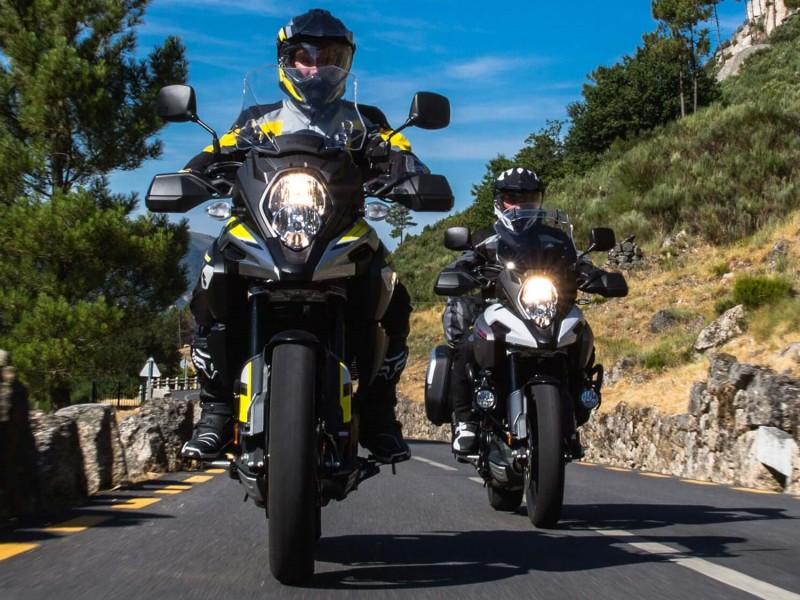 Suzuki V-Strom 1000 Tourer + 2019