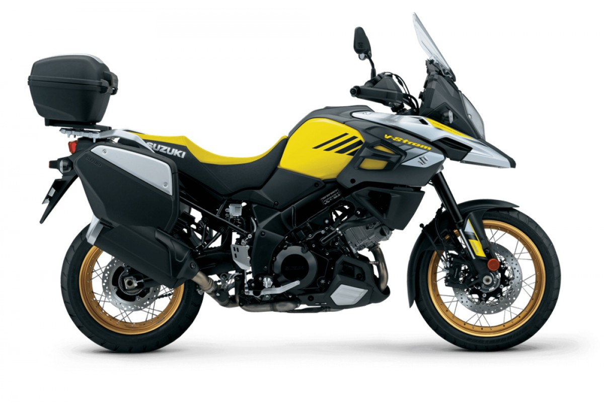 Suzuki V-Strom 1000XT Tourer +