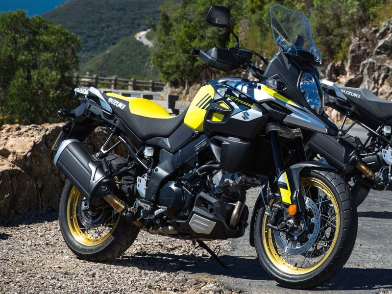 Suzuki V-Strom 1000XT Tourer + 2018