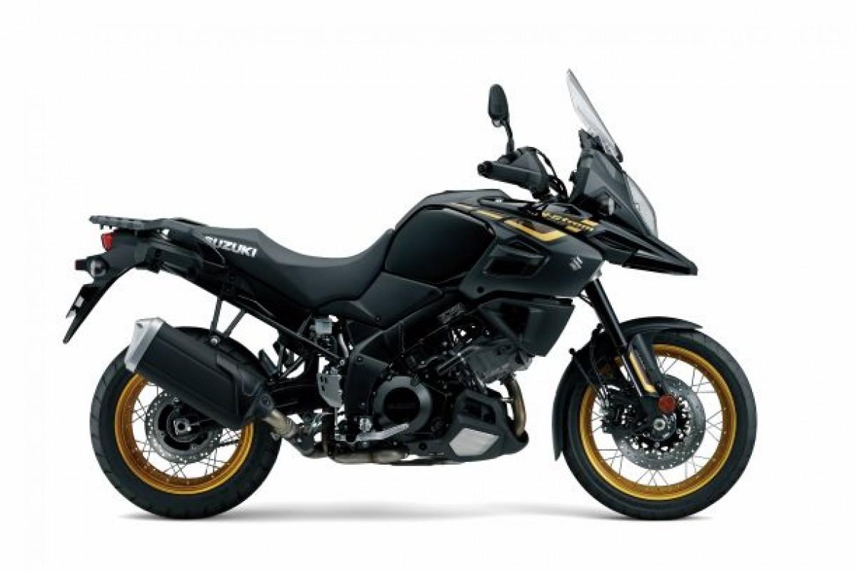 Black V-Strom 1000XT