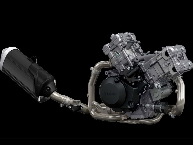 Suzuki V-Strom 1000XT 2019