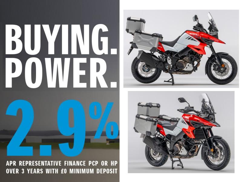 Suzuki 2020 V-Strom 1050XT Explorer Edition 2020