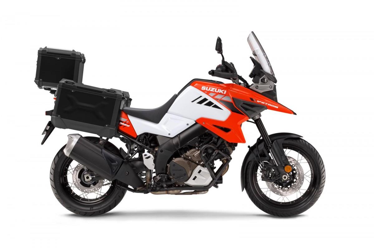 Red 2021 V-Strom 1050XT Tour RCM0