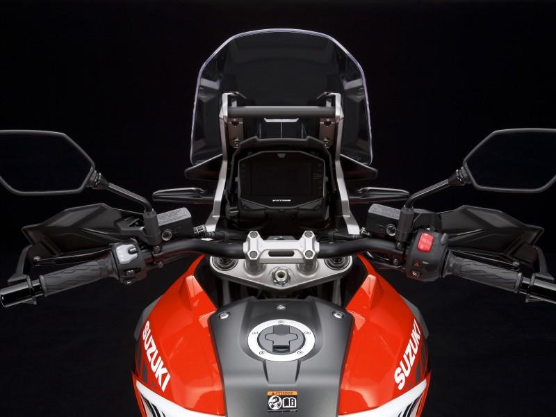 Suzuki V-Strom RCM0 1050XT 2021