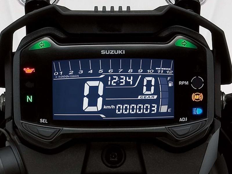 Suzuki V-Strom 250 2019