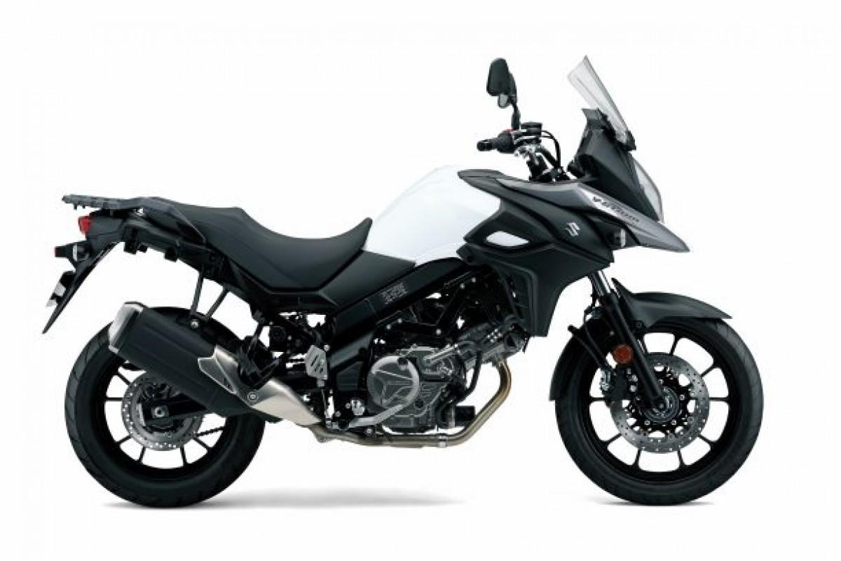 Suzuki V-Strom 650 AM0 Pre-Registered