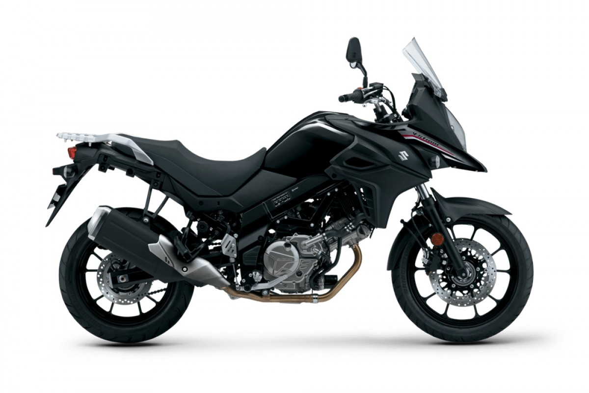 Black V-Strom 650 AM0 Pre-Registered