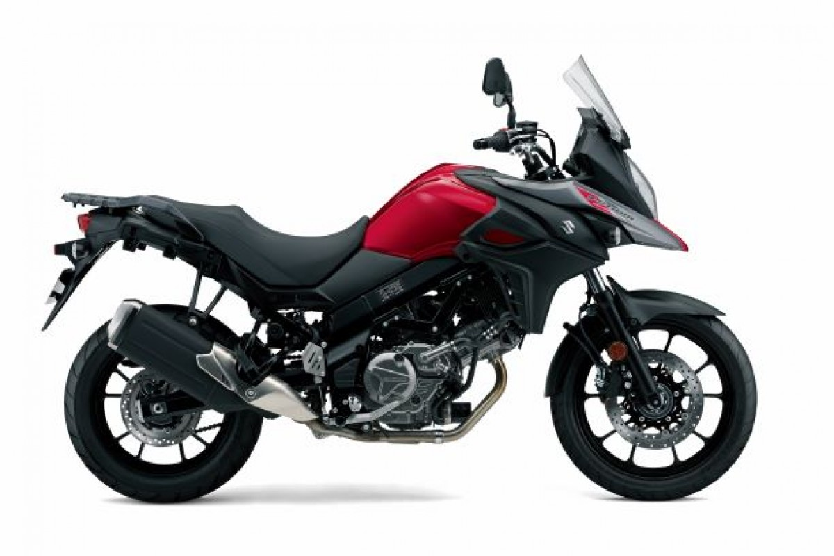 Red V-Strom 650 AM0 Pre-Registered