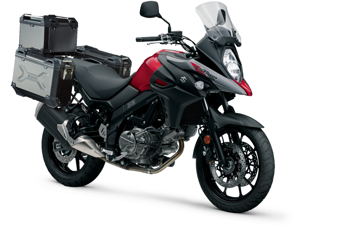 New Suzuki V-Strom 650 Adventure GTA