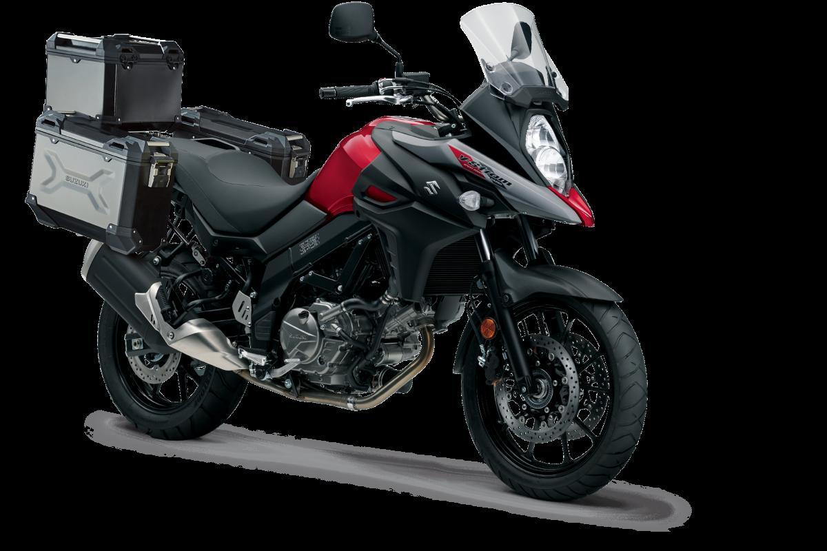 Suzuki V-Strom 650 Adventure GTA