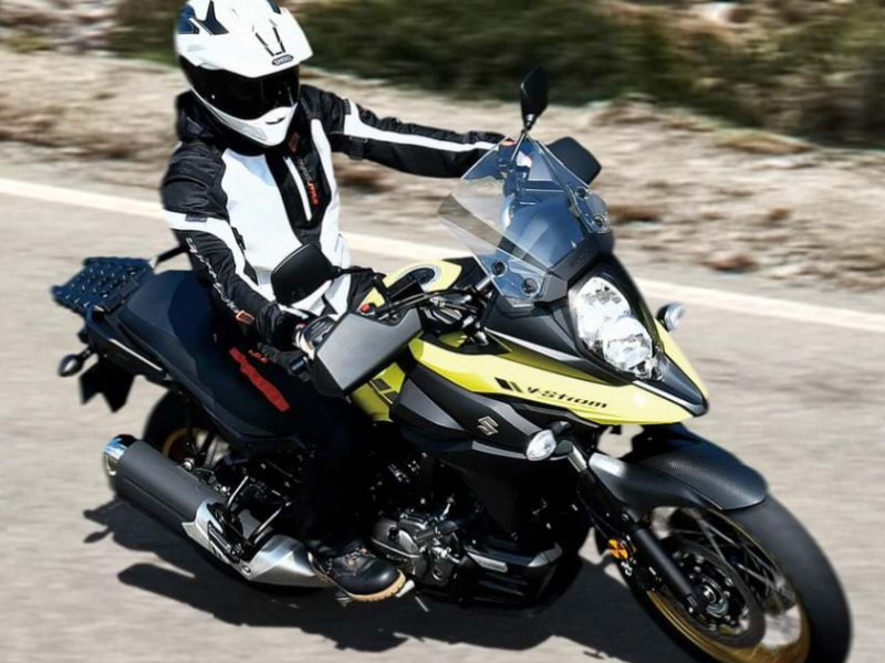 Suzuki V-Strom 650 Adventure GTA 2019