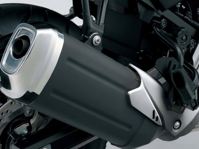 Suzuki V-Strom 650XT 2019