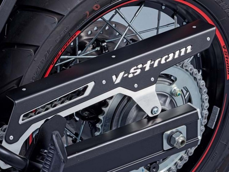 Suzuki V-Strom 650XT AM1 Pre-Reg 2021