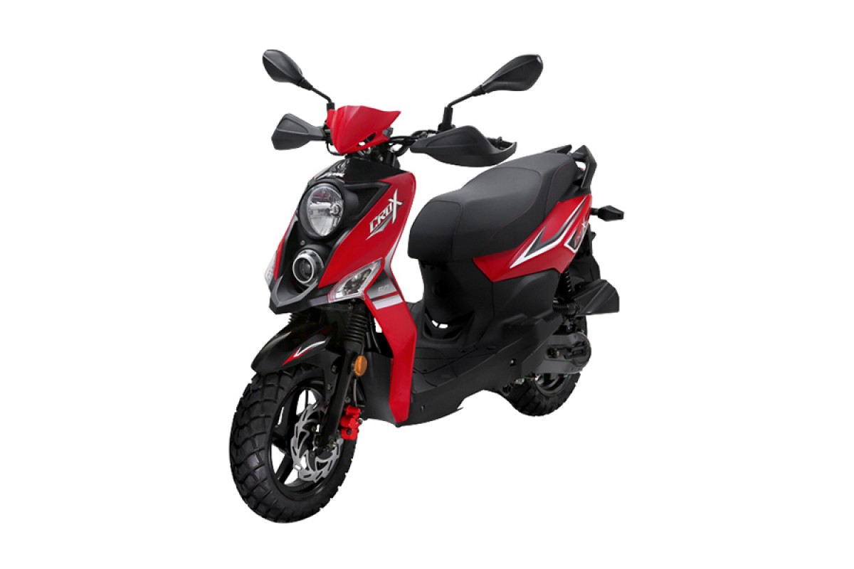 Red Sorry Out of Stock Crox 125cc CBS E4