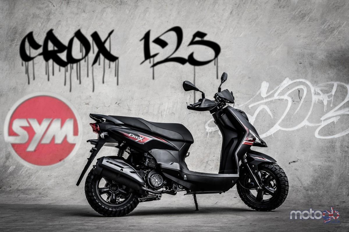 Sym Crox 125cc AC