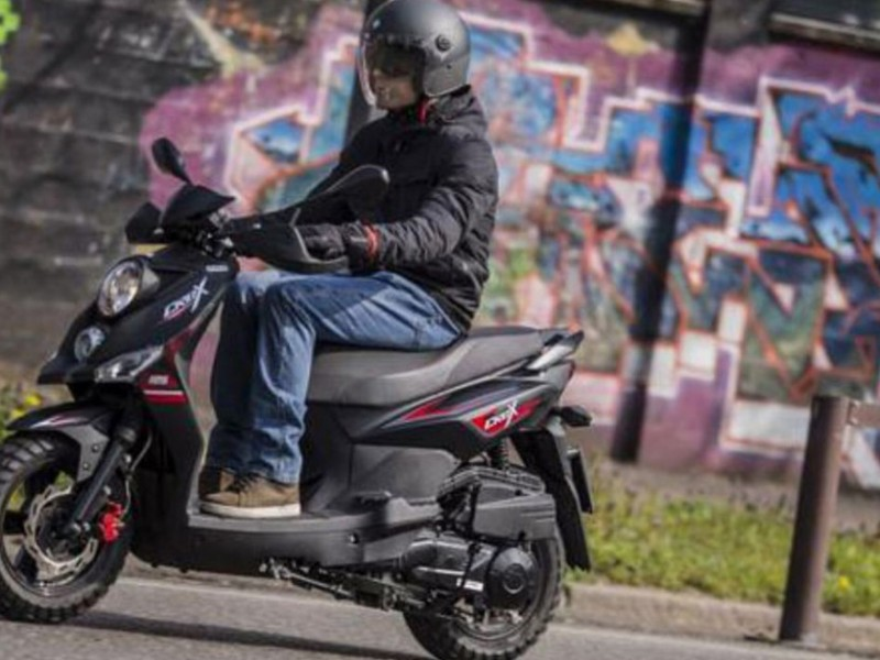 Sym Crox 125cc Air Cooled 2020