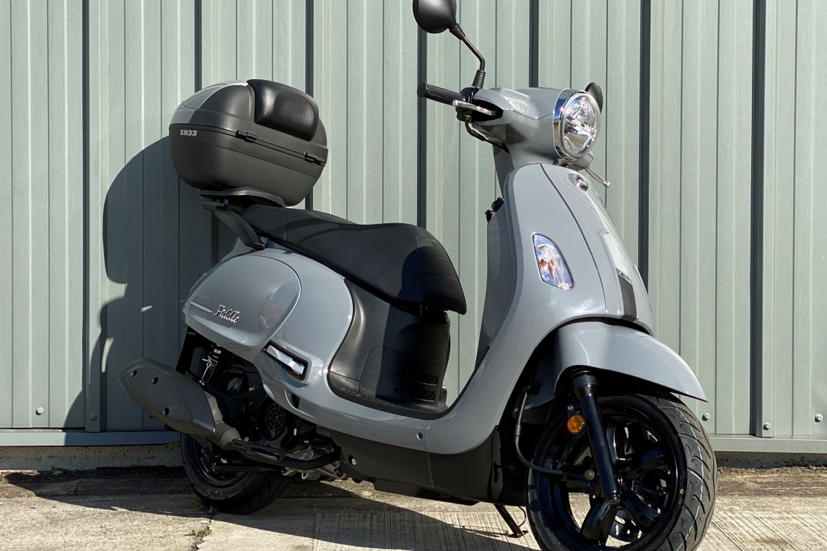Sym Fiddle 125cc Euro 5
