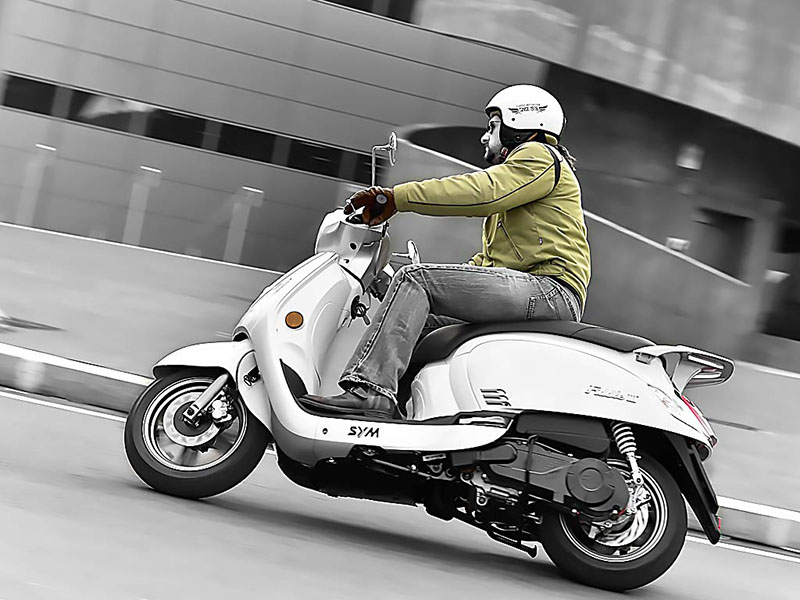 Sym Fiddle 125cc Euro 5 2020