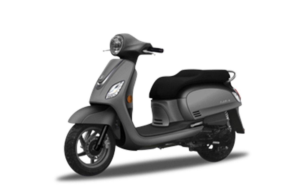 Sym Fiddle 125cc CBS E4 2020