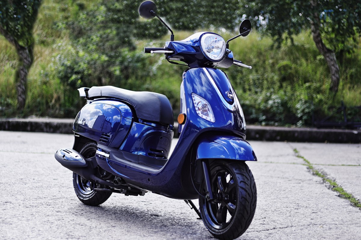 Sym Fiddle 125cc CBS E4