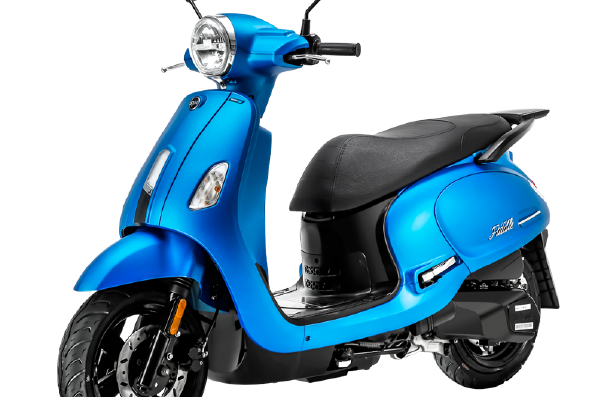 Sym Fiddle 50cc E4 in Stock