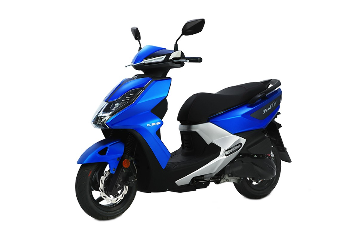 Blue /Silver FNX 125cc